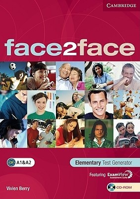 Face2face Elementary Test Generator CD-ROM/Audio CD