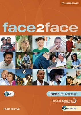 Face2face Starter Test Generator, CD-ROM