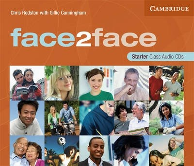 Face2face Starter Class Audio CDs [Audio]