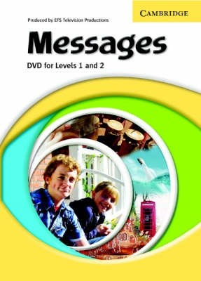 DVD. Messages Level 1 and 2 Video DVD (PAL / NTSCO) DVD with Activity Booklet