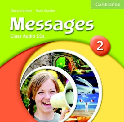 Audio CD. Messages Level 2 (6 класс) Class CDs (2)