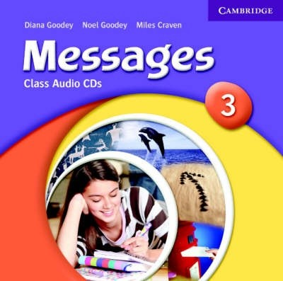 Audio CD. Messages Level 3 (7 класс) Class CDs (2)