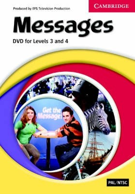 Messages Levels 3 and 4 DVD (PAL / NTSC) DVD with Activity Booklet