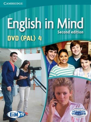 DVD. English in Mind. Level 4 (11 класс) DVD (PAL)