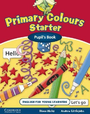 Primary Colours Starter Pupil's Book
