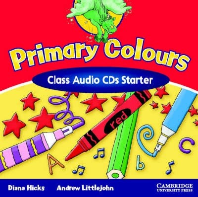 Audio CD. Primary Colours Starter Class CDs (2)