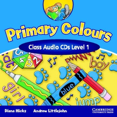 Audio CD. Primary Colours Level 1  Class CDs (2)
