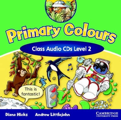 Audio CD. Primary Colours Level 2 Class CDs (2)