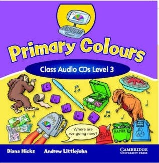 Audio CD. Primary Colours Level 3 Class CDs (2)