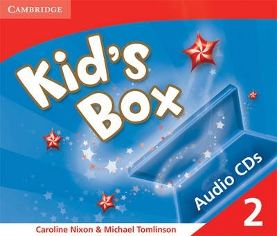 Audio CD. Kid's Box Level 2 Audio CDs (3)