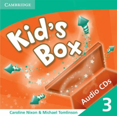 Audio CD. Kid's Box Level 3 Audio CDs (3)