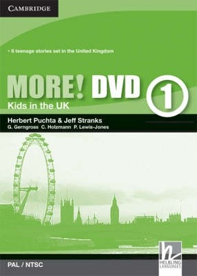 More! Level 1 DVD (PAL/NTSC) [Audio]