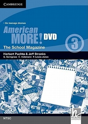 DVD. More! Level 3 DVD (PAL/NTSC)