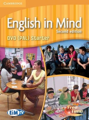 DVD. English in Mind. Second edition. Starter Level