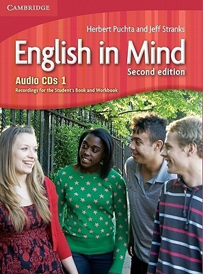 English in Mind 2nd Edition Level 1 Audio CDs (3) [Audio]