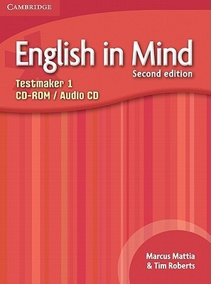 CD-ROM. English in Mind 2nd Edition Level 1 Testmaker CD-ROM and Audio CD