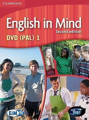 DVD (PAL) English in Mind Second edition Level 1