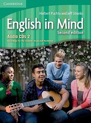 Audio CD. English in Mind 2nd Edition Level 2 Audio CDs (3)