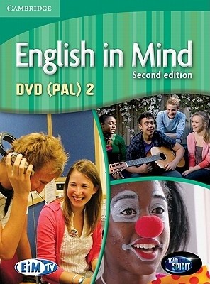 DVD. English in Mind. Second edition. Level 2