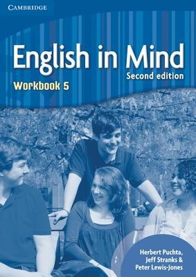 English in Mind 2nd Edition Level 5 Workbook