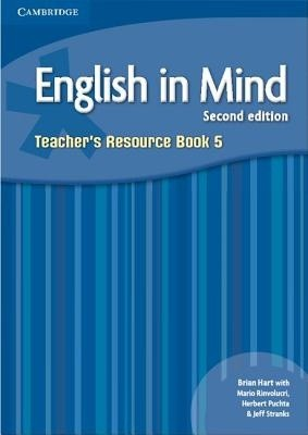 English in Mind 2nd Edition Level 5 Teacher's Resource Book