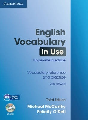 English Vocabulary in Use. Upper-intermediate with Answers