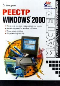 Реестр Windows 2000