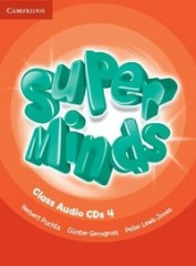 Audio CD. Super Minds. Level 4