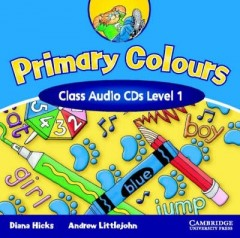 Audio CD. Primary Colours Level 1  Class Audio CD 1 for Kazakhstan (2)