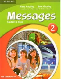 Messages 2 Student's Book Level 2 for Kazakhstan