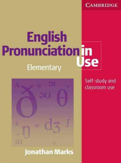 English Pronunciation in Use Elementary Book with answers and Audio CDs