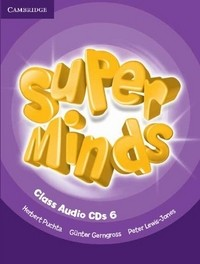 Audio CD. Super Minds. Level 6