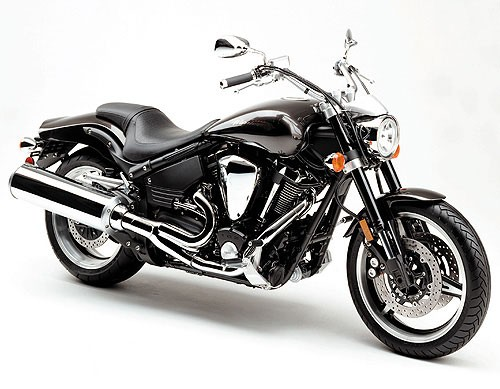 Модель мотоцикла «Yamaha Road Star», масштаб 1:18