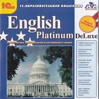 CD-ROM. English Platinum DeLuxe