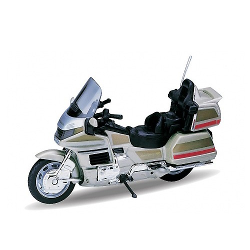 Модель мотоцикла «Honda Gold Wing», масштаб 1:18