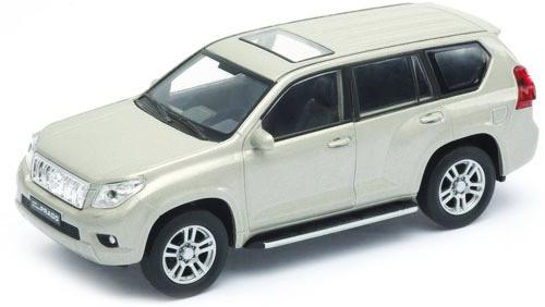 0fd9825bdb0f Модель автомобиля &laquoToyota Land Cruiser Prado», масштаб 1:34-39