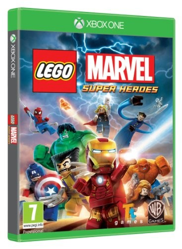LEGO Marvel Super Heroes (X-Box One)