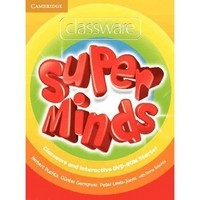 DVD. Super Minds Starter. Classware and Interactive DVD-ROM