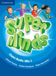 Audio CD. Super Minds. Level 1