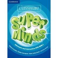 DVD. Super Minds Level 1. Classware and Interactive DVD-ROM