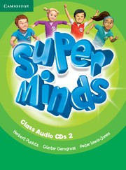 Audio CD. Super Minds. Level 2