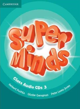 Audio CD. Super Minds. Level 3