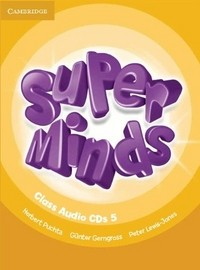 Audio CD. Super Minds. Level 5