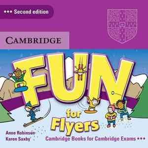 Audio CD. Fun for Flyers