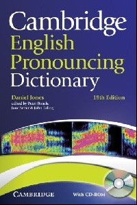 Cambridge English Pronouncing Dictionary (+CD-ROM)