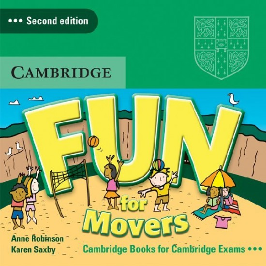 Audio CD. Fun for Movers