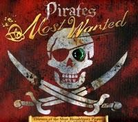 Pirates: Most Wanted: Thirteen of the Most Bloodthirsty Pirates Ever to Sail the High Seas