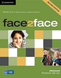 Face2face. Advanced. Workbook with Key