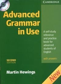 Advanced Grammar in Use: A Self-study Reference and Practice Book for Intermediate Students of English: With Answers + CD-Rom
