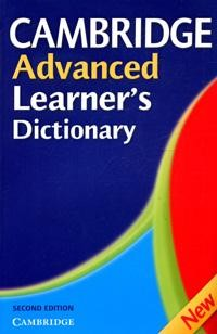 Cambridge Advanced Learner`s Dictionary: New Ed. 2nd